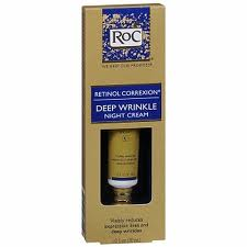 RoC Retinol Correxion Deep Wrinkle Night Cream Review