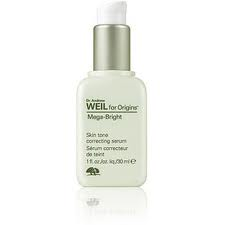 Dr. Andrew Weil for Origins Mega-Bright Review
