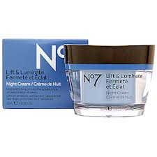 Boots No7 Lift & Luminate Night Cream Review