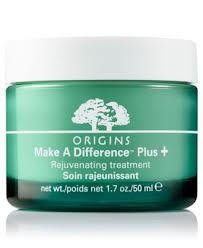 Origins Make a Difference Plus Skin Rejuvenating Treatment Review