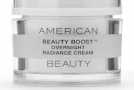 American Beauty Beauty Boost Overnight Radiance Cream Review