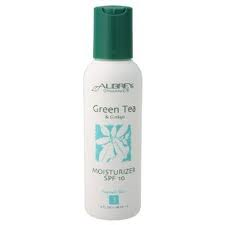 Aubrey Organics Green Tea & Ginkgo Moisturizer Review
