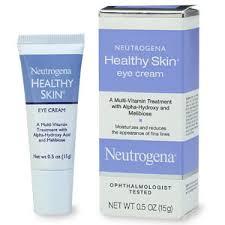 Neutrogena Healthy Skin Eye Cream Review