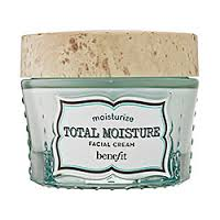 Benefit Total Moisture Facial Cream Review