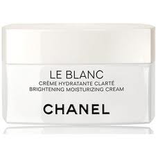 Chanel Le Blanc Brightening Moisturizing Cream Review