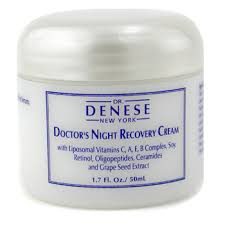 Doctor's Night Recovery Cream Review