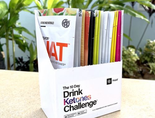 The 10 Day Drink Ketones Challenge
