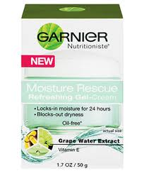 Garnier Nutritioniste Moisture Rescue Refreshing Gel-Cream Review