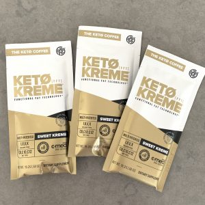 Keto Kreme the keto coffee