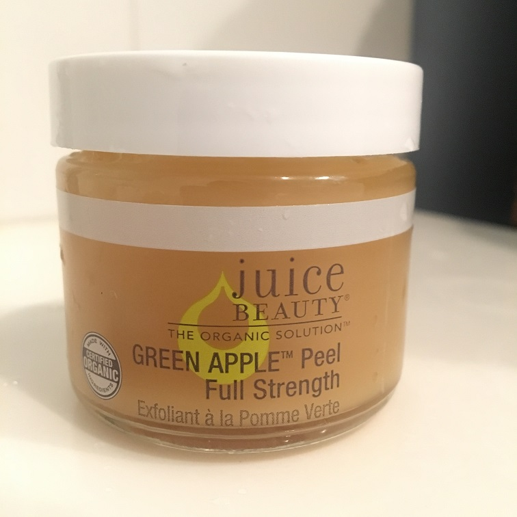 Juice Beauty Green Apple Peel Results