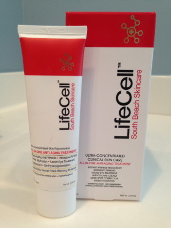 Lifecell Anti-Aging Treatment Cream
