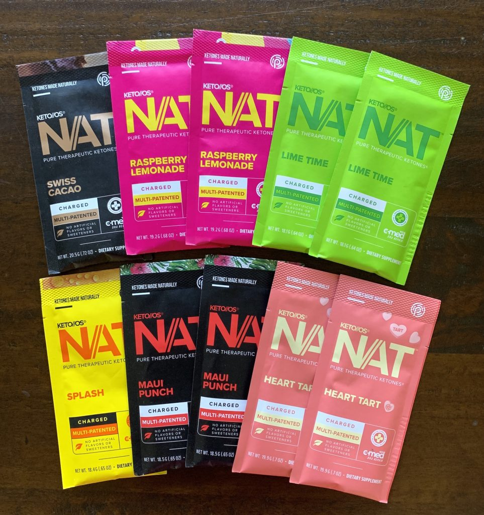 Keto NAT samples