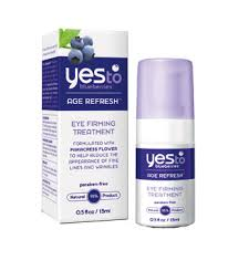 Yes To Blueberries Age Refresh Eye Firming Treatment Review