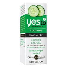 Yes To Cucumbers Soothing Eye Gel Review