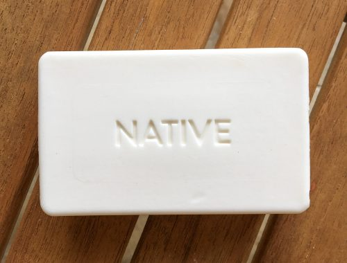 native bar soap review