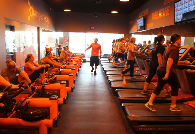 orange theory fitness results
