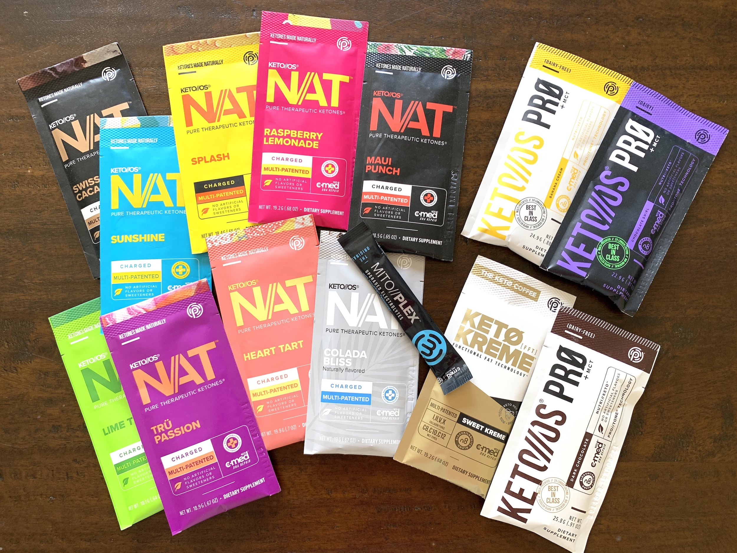 Keto NAT samples for sale